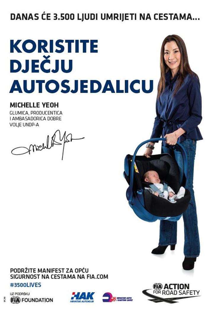 U Hrvatskoj se provodi globalna kampanje #3500 života
