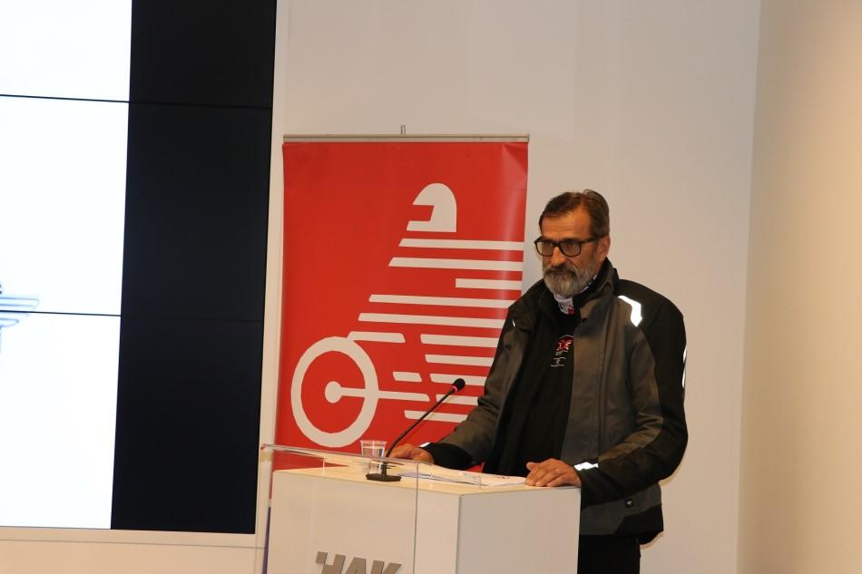 Igor Klarić - Hrvatski motociklisticki savez