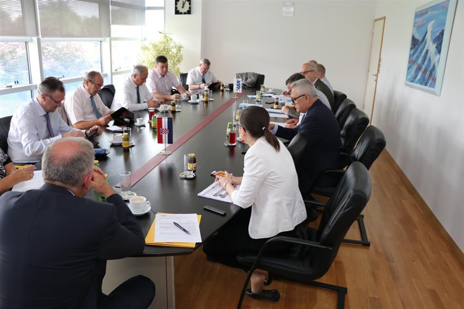 Održana 34. sjednica Upravnog odbora Hrvatskog autokluba