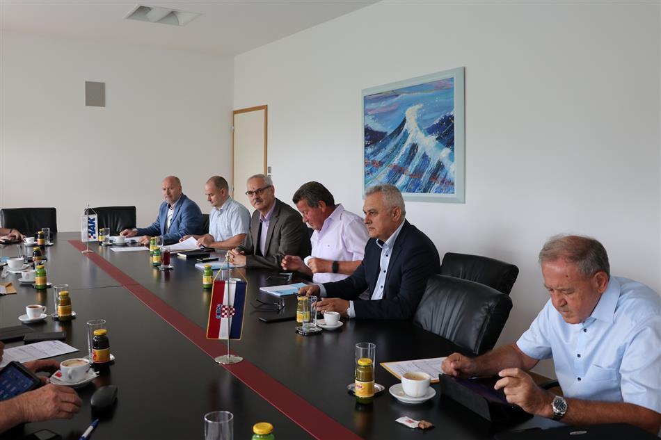 Održana sjednica Upravnog odbora Hrvatskog autokluba