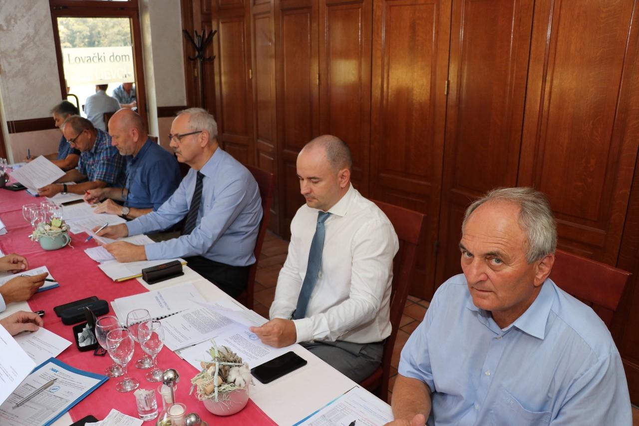 Upravni odbor HAK-a, 17. rujna 2019.