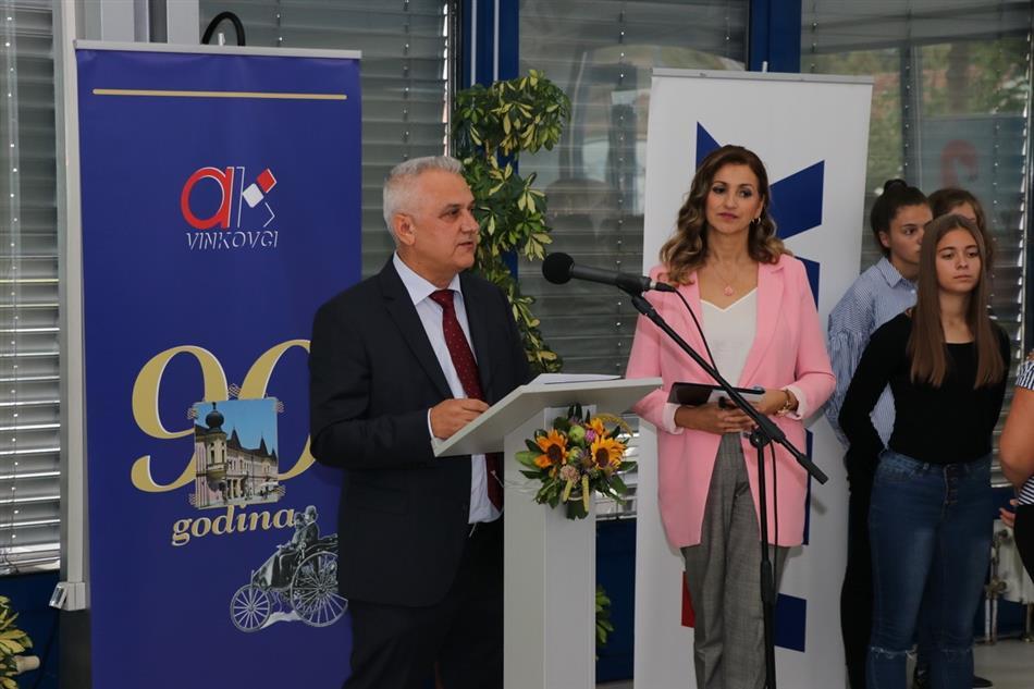 Predsjednik Autokluba Vinkovci Ivo Bikić