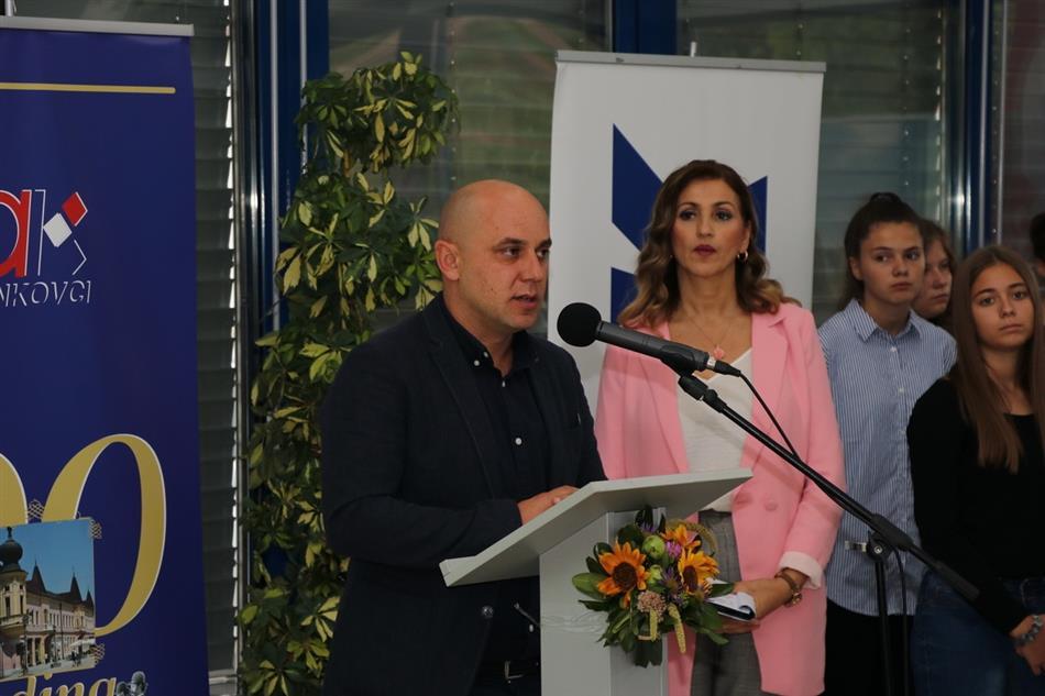 Gradonačelnik Vinkovaca Ivan Bosančić