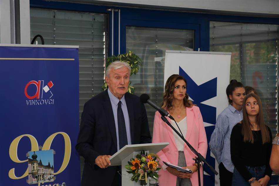 Župan vukovarsko-srijemski Božo Galić