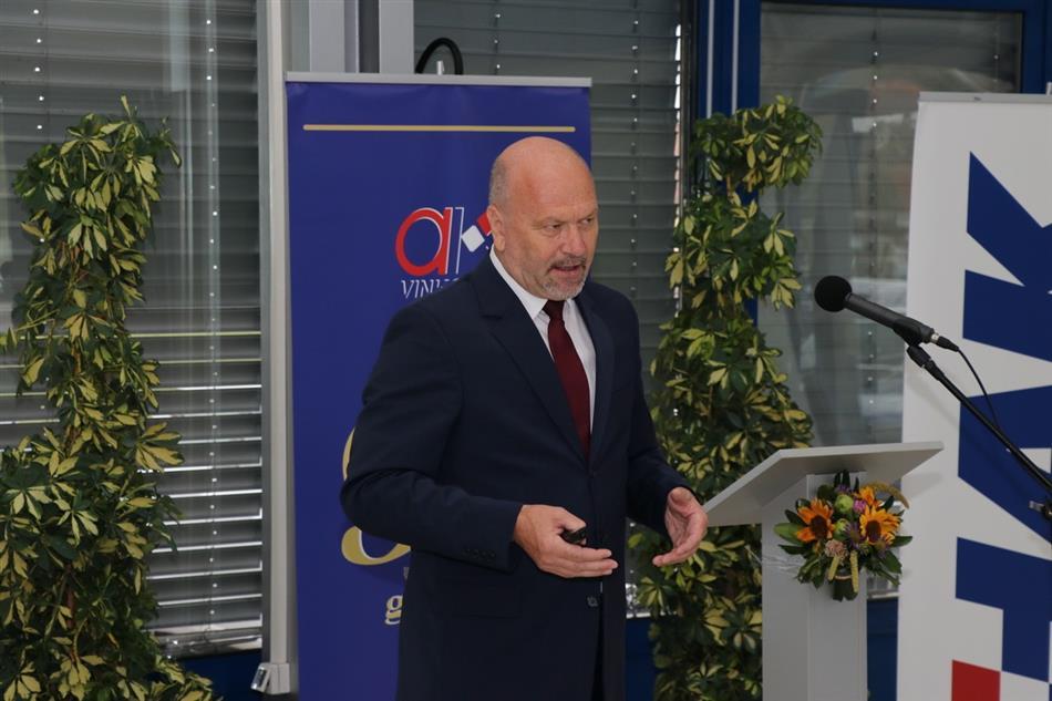 dr. sc. Sinan Alispahić pomoćnik Glavnog tajnika HAK-a