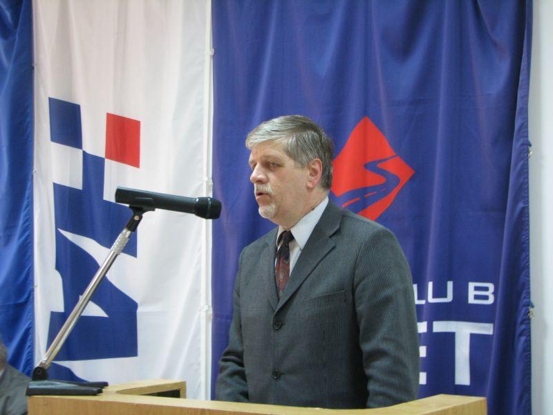 Dubravko Mahović, šef Odsjeka za javni gradski i cestovni promet