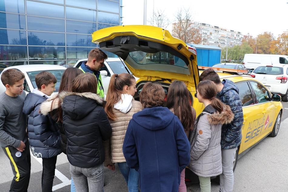 Svjetski dan djeteta obilježen u Hrvatskom autoklubu