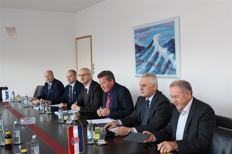 Održana 40. sjednica Upravnog odbora Hrvatskog autokluba