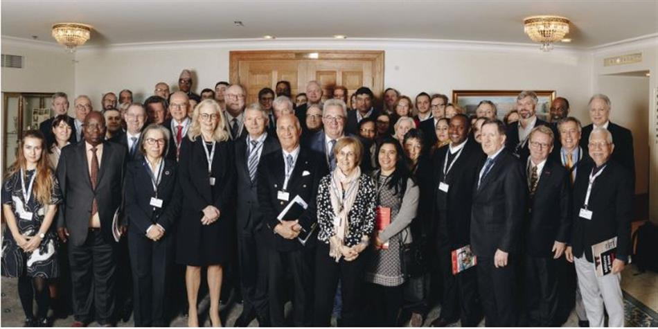 Sudionici skupa koji je u sklopu konferenicje organizirala FIA