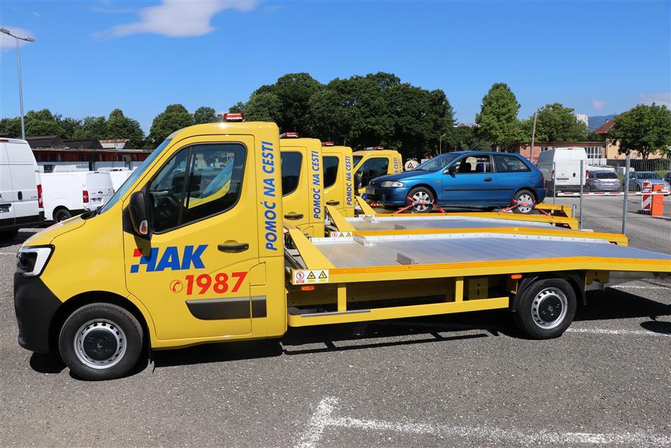 Nastavljeno daljnje ulaganje HAK-a u sustav pomoći na cesti