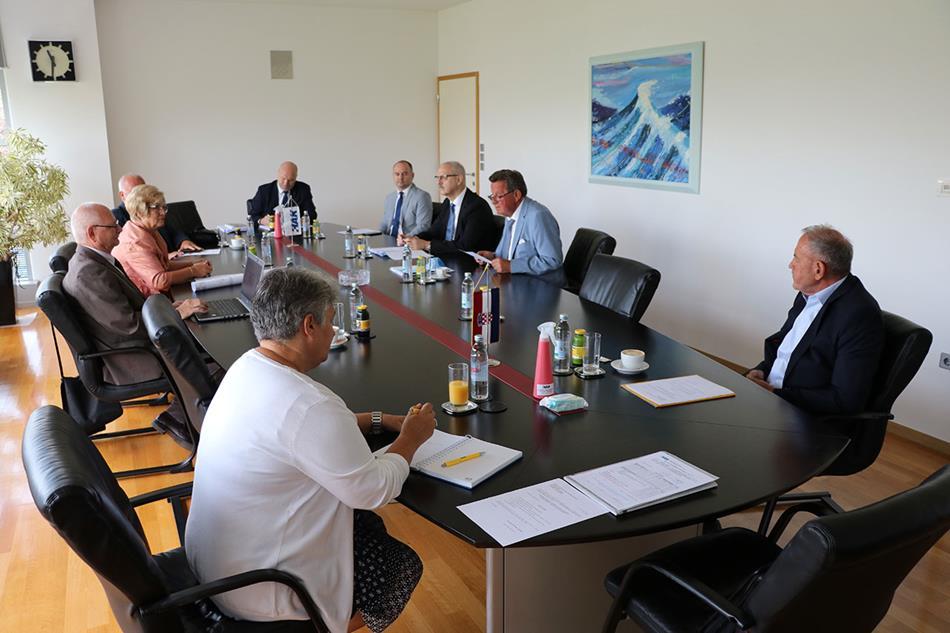 Održana konstituirajuća sjednica Nadzornog odbora Hrvatskog autokluba