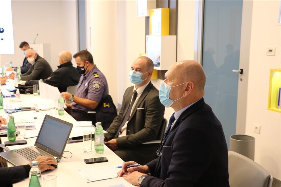 U HAK-u održan 2. radni sastanak Stručnog povjerenstva zaduženog za izradu Nacionalnog programa sigurnosti cestovnog prometa za razdoblje 2021. -2030.