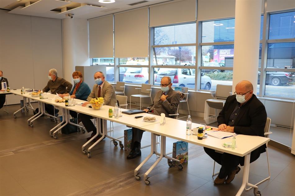 Održana sjednica Odbora za članstvo i prometnu preventivu HAK-a