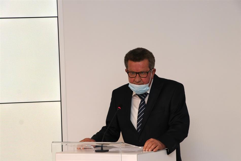 HAK predstavio projekt unaprjeđenja vozačkih ispita - Slavko Tušek, Predsjednik HAK-a