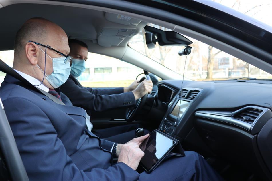 HAK predstavio projekt unaprjeđenja vozačkih ispita