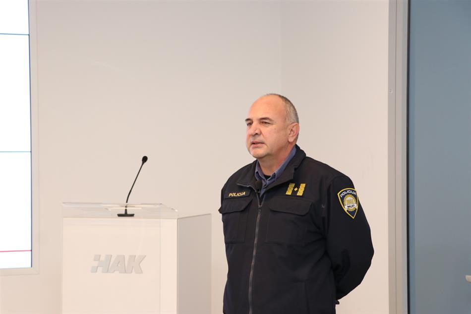 HAK predstavio projekt unaprjeđenja vozačkih ispita - Josip Mataija, Ravnateljstvo policije