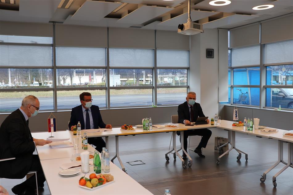 Održana šesta sjednica Upravnog odbora Hrvatskog autokluba