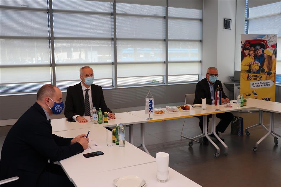 Održana sjednica Odbora za članstvo i prometnu preventivu Hrvatskog autokluba