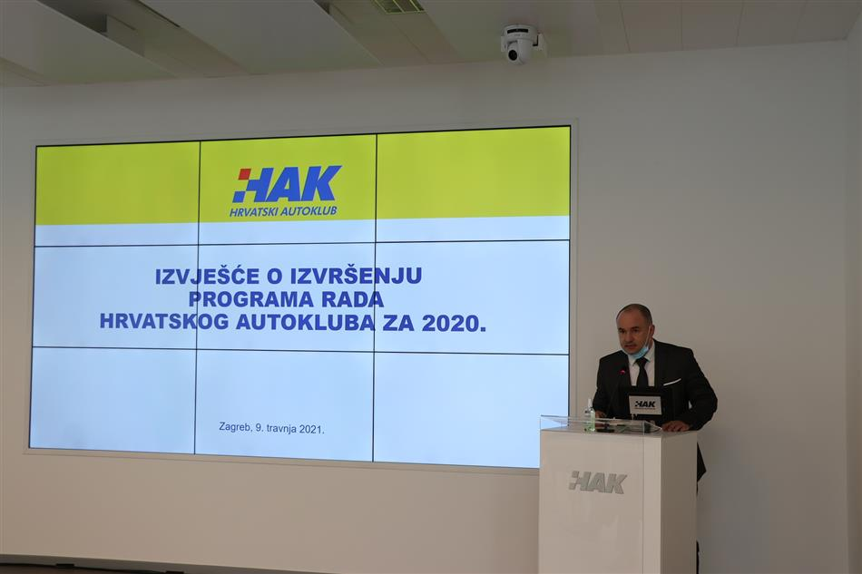 Zamjenik glavnog tajnika HAK-a dr.sc. Igor Šiško