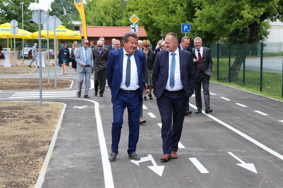 Dan HAK-a: Otvoreno je prometno vježbalište i biciklistički poligon Hrvatskog autokluba u Kutini