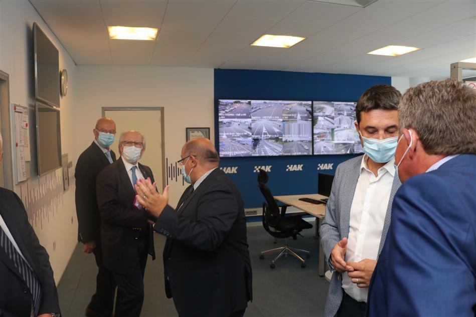 Zamjenici predsjednika FIA-e Stoker i Willemarck posjetili Hrvatski autoklub