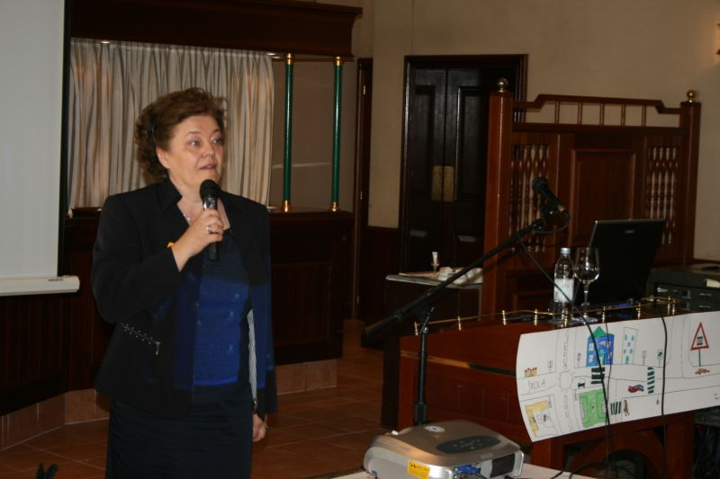 Antoinette Kaić-Rak, Ured Svjetske zdravstvene organizacije u RH