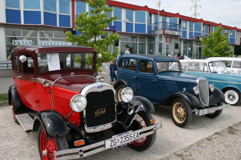 Ford A iz 1929.