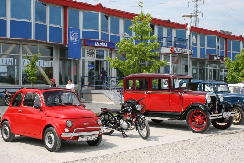 Oldtimer sajam Zagreb