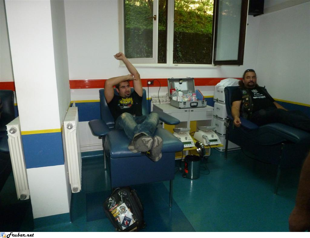 "Moto portal ""Motori.hr"": Humanitarna akcija darivanja krvi"