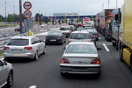 Prometna prognoza za praznički, produženi vikend 20. – 25. lipnja 2019. godine