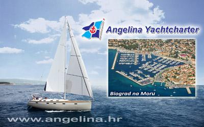 Angelina Yachtcharter Biograd na Moru, Marina Šangulin