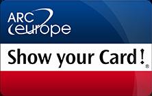 Show your Card! logo